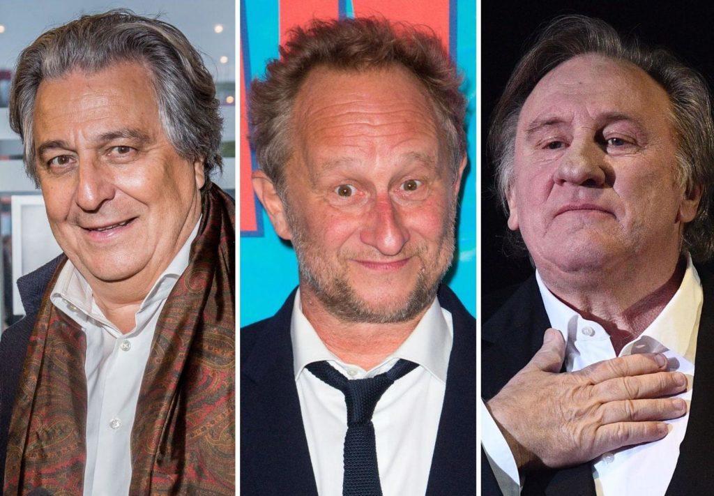 HOMMES 20-50 ans avec cheveux longs pour un film avec Christian Clavier et Gérard Depardieu