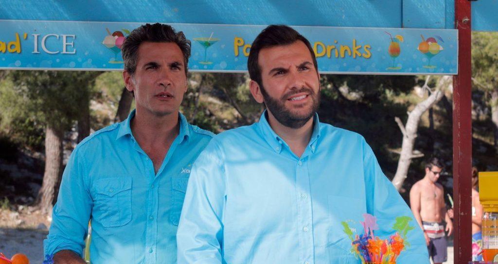 Martigues : FEMMES 50 ans pour la série TF1 Camping Paradis