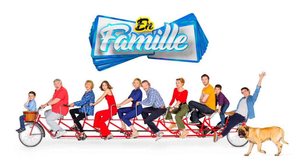 """IDF : ENFANTS 16 ans révolus pour la série """"En famille"""" sur M6"""