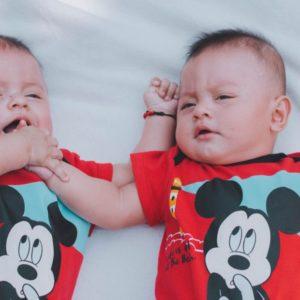 ENFANTS Jumeaux nés entre juin et septembre 2019 pour une série France TV