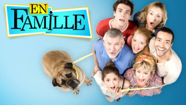 """Saint-Denis : H/F, environ 25 ans pour la série télévisée """"En Famille"""""""