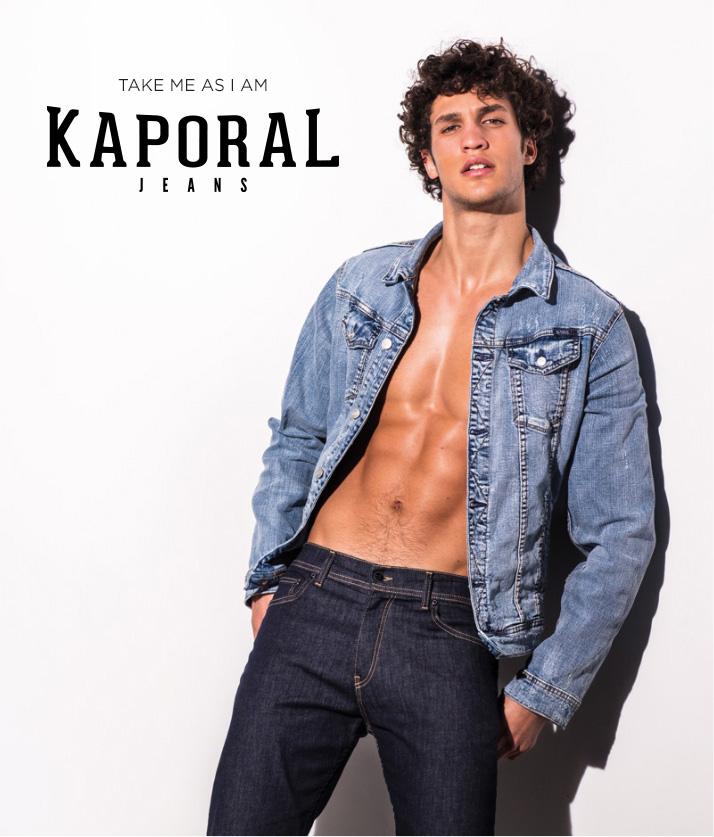Paris : Hommes/Femmes pour shooting marque Kaporal