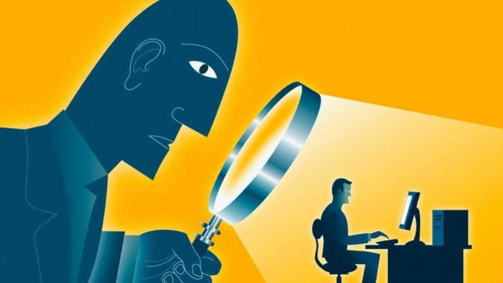 Paris : H/F espionnés sur leur portable via une application d'espionnage