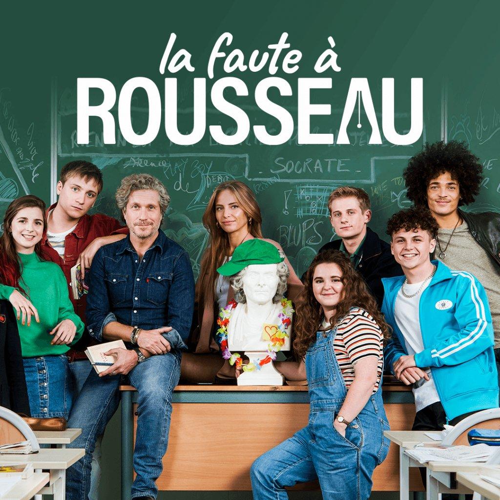 """Essonne : Filles et garçons de 16/20 ans pour la série """"La Faute à Rousseau"""""""